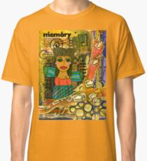 The Angel of Fond Memories Classic T-Shirt