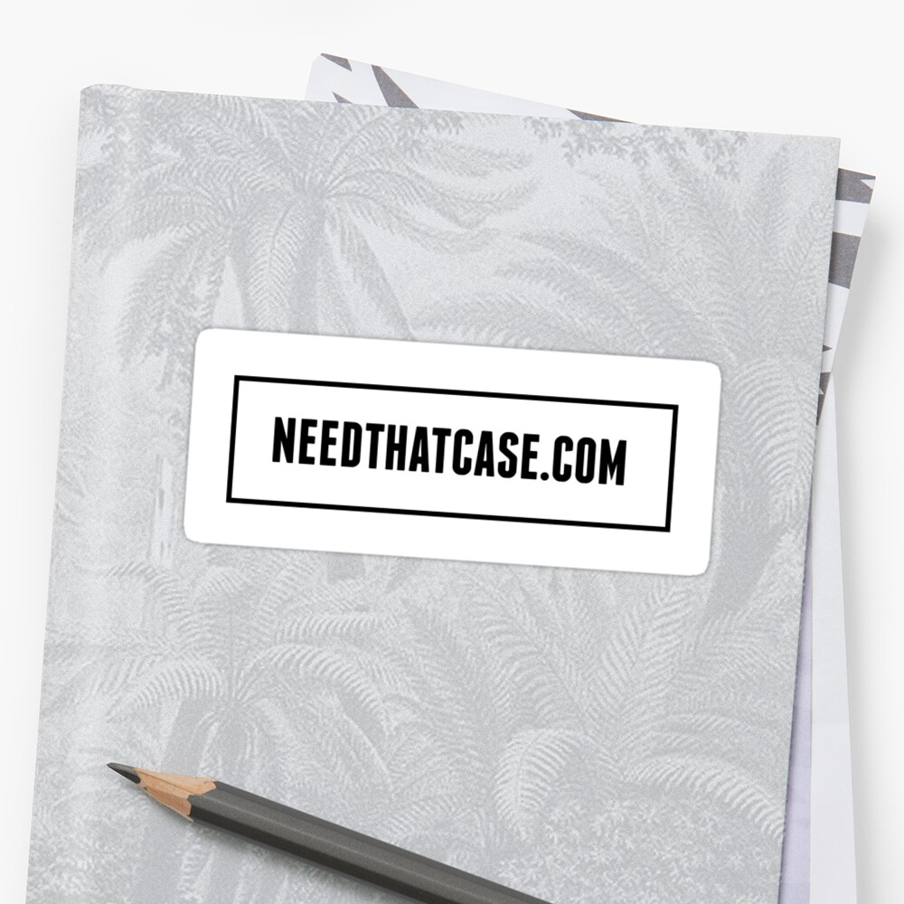 NEEDTHATCASE.COM by Rad Merch