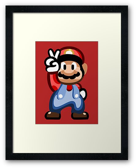 Mario 16 Bit by likelikes