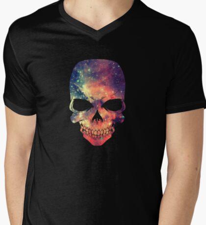 Universe - Space - Galaxy Skull T-Shirt