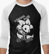 Flowey the Flower Men's Baseball ¾ T-Shirt