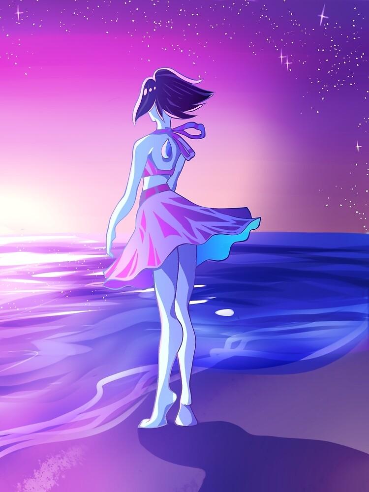 Ocean Gem by mickaroo