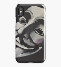 V is for Vendetta iPhone Case
