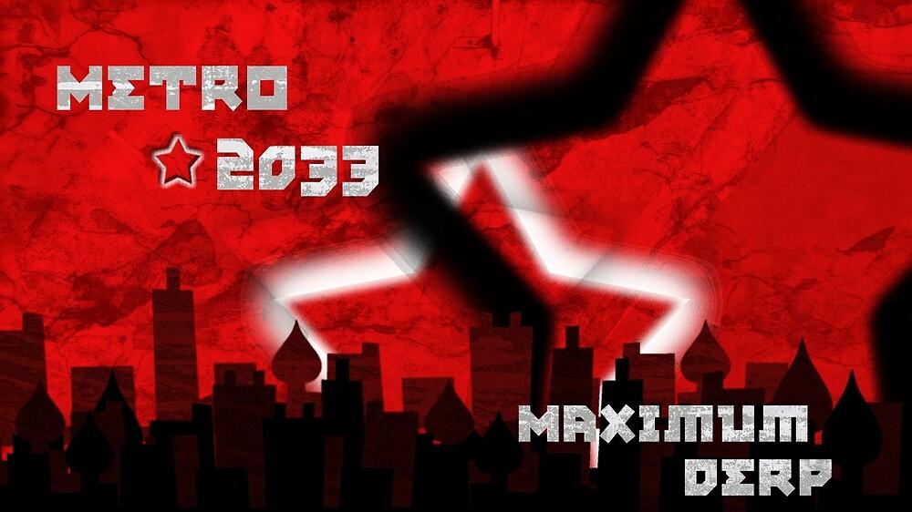 Metro 2033 by Aleriariku