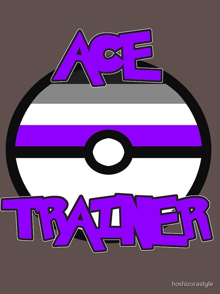Pokemon - Ace Trainer by hoshizorastyle