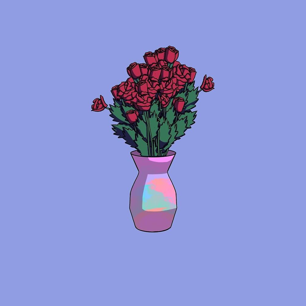 Rose Arrange by Aleriariku