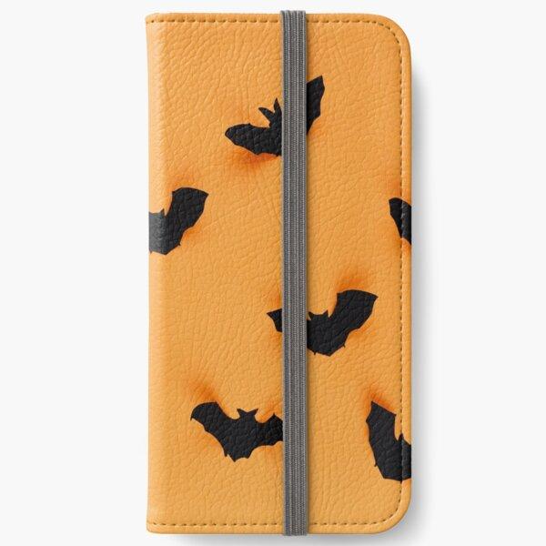 HAP-HAP-HAPPY HALLOWEEN Range iPhone Wallet