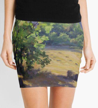 Good Day's Work Mini Skirt