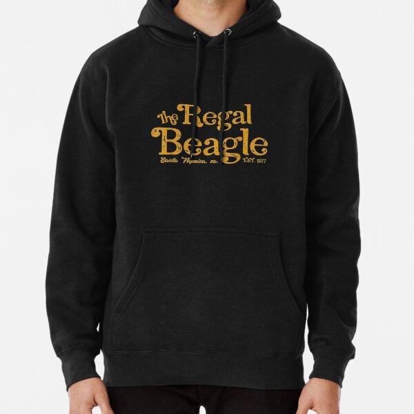 den Beagle königlich Hoodie