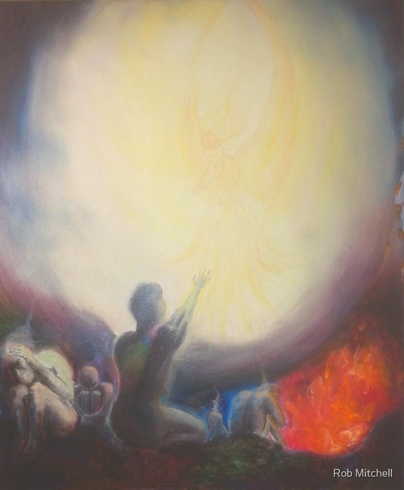 Awakening by Rob Mitchell