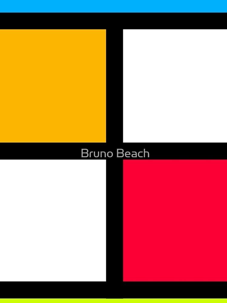 Graphic pattern by BrunoBeach