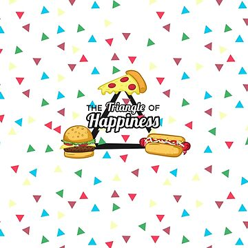 Triangle of Happiness by brendacv
