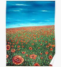 Poppyfield Poster