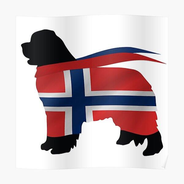 Norway Newfoundland Poster