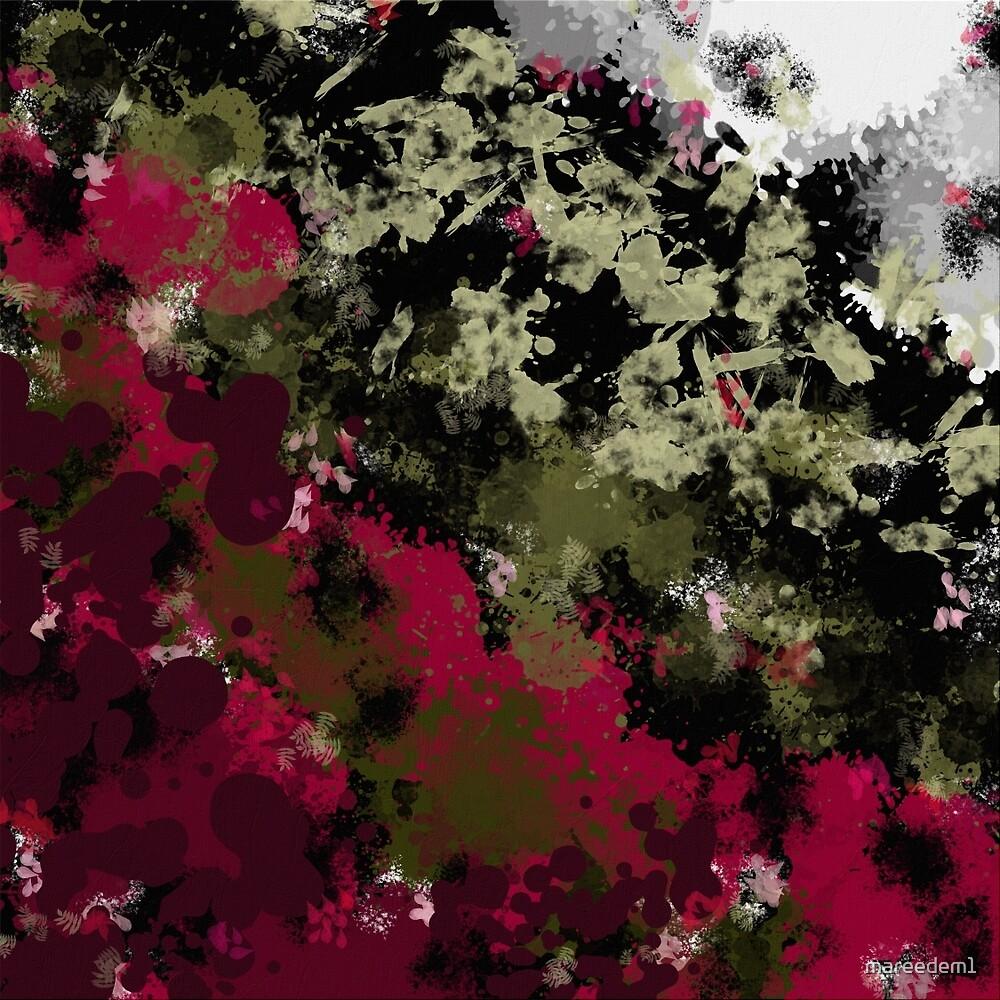 Faint Splash of Leaves by mareedem1