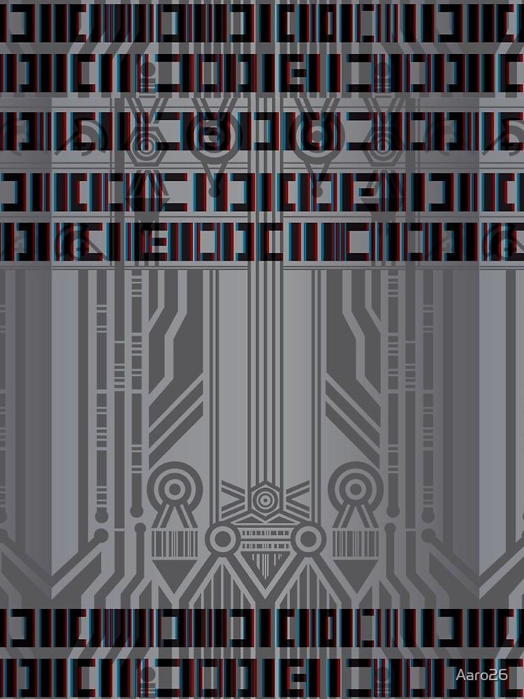 Cyberpunk Pattern 3 by Aaro26