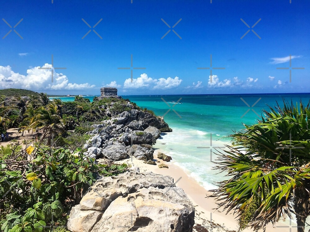 Tulum by Louise Harrington