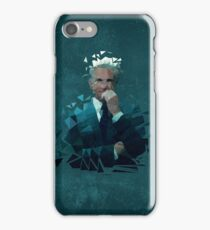 STRANGER THINGS Dr Brenner Low Poly Design iPhone Case/Skin