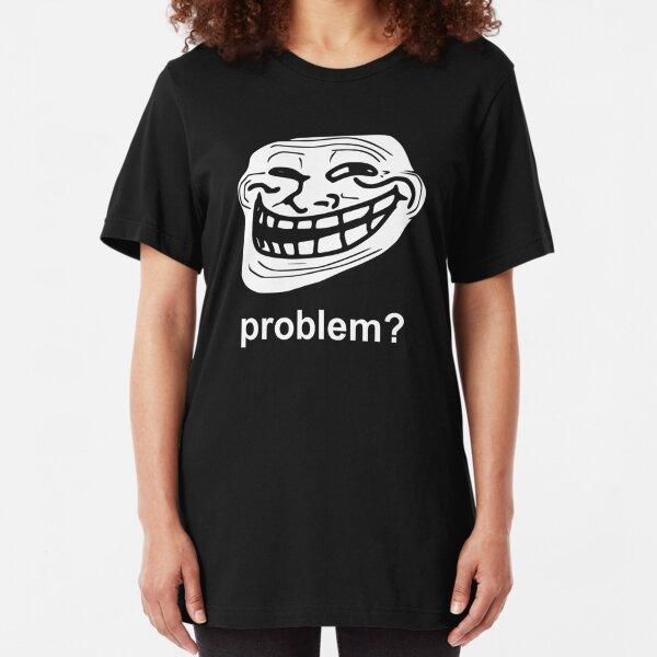 Mens T-Shirt Trollers Gonna Troll Funny