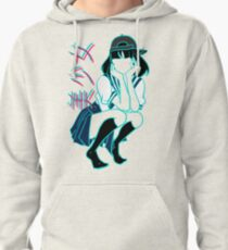 Girl+ [without bandaid] Pullover Hoodie