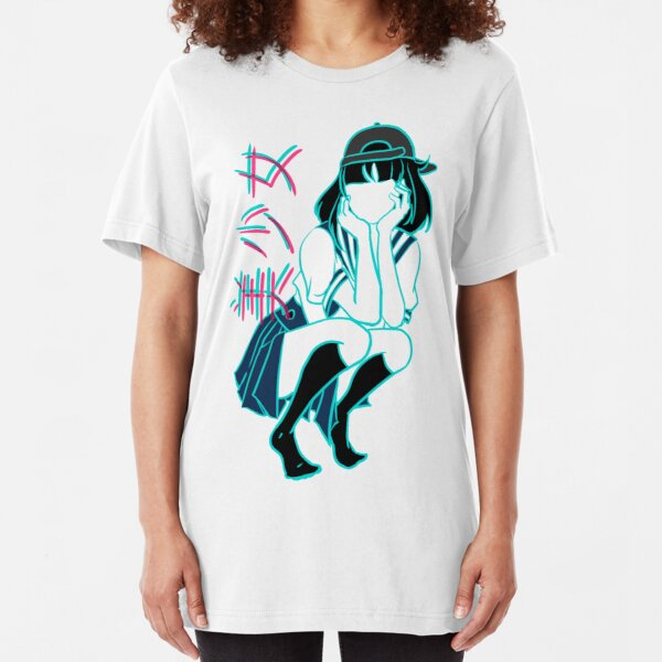 Girl+ [without bandaid] Slim Fit T-Shirt