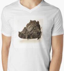 butterfly b&w Men's V-Neck T-Shirt
