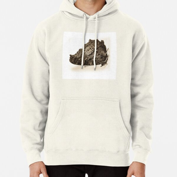butterfly b&w Pullover Hoodie