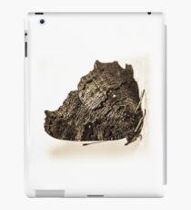 butterfly b&w iPad Case/Skin
