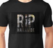 RIP HARAMBA TRIBUTE Unisex T-Shirt