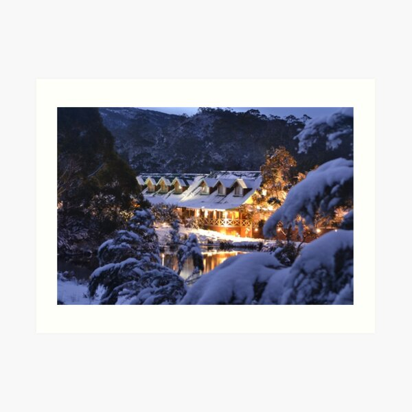 Peppers - Cradle Mountain Art Print