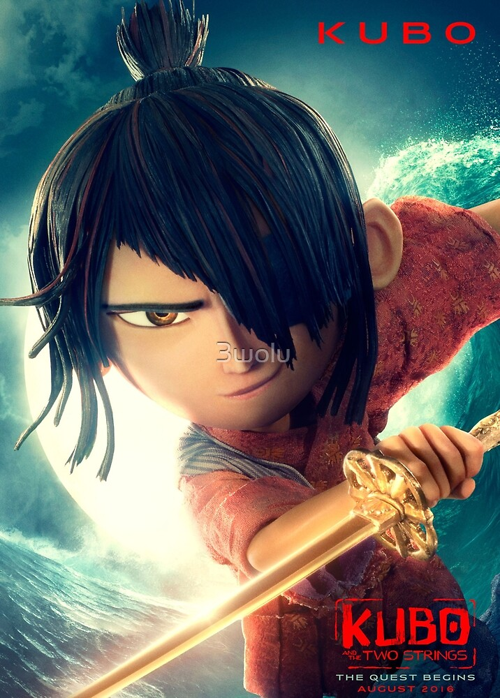 KUBO AND THE TWO STRINGS COVER by 3wolu