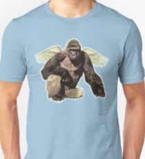 Harambe from above T-Shirt