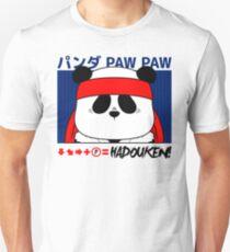 Panda (Hadouken) Unisex T-Shirt