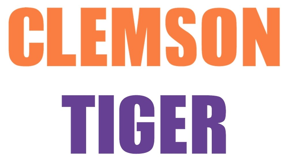 clemson tiger by katlcov