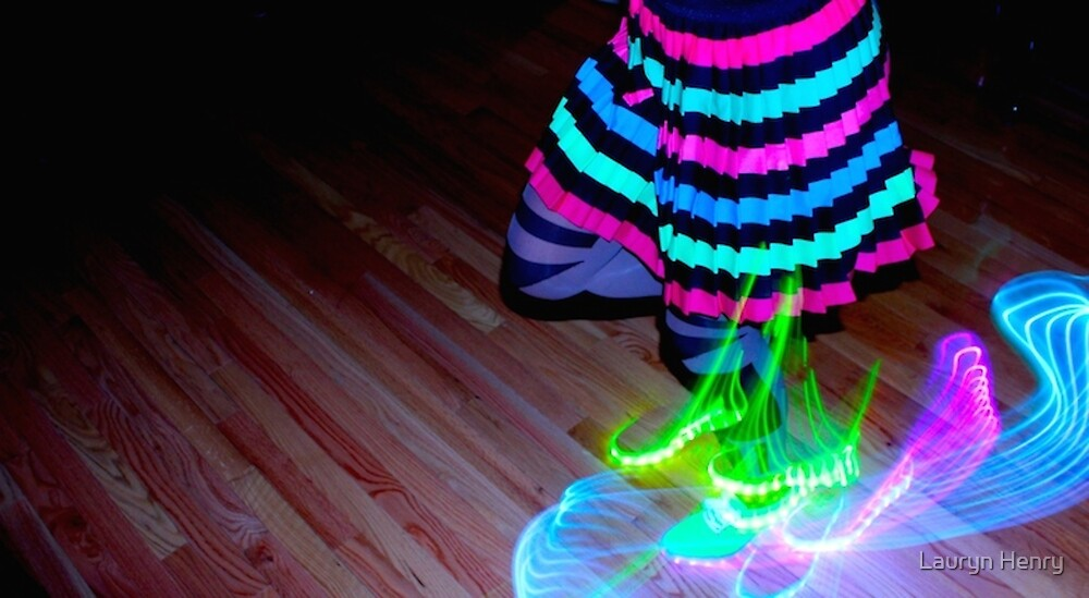 Neon Streak by Lauryn Henry