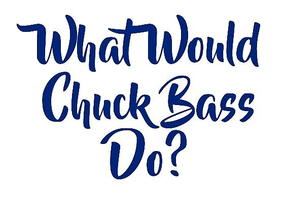 What would Chuck Bass do? by Sarahwasson13
