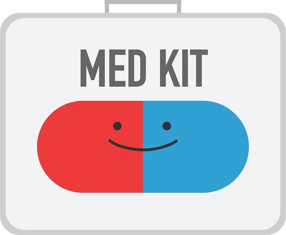 Happy MedKit by Luxsadeck