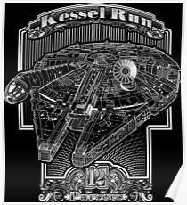 Kessel Run Poster