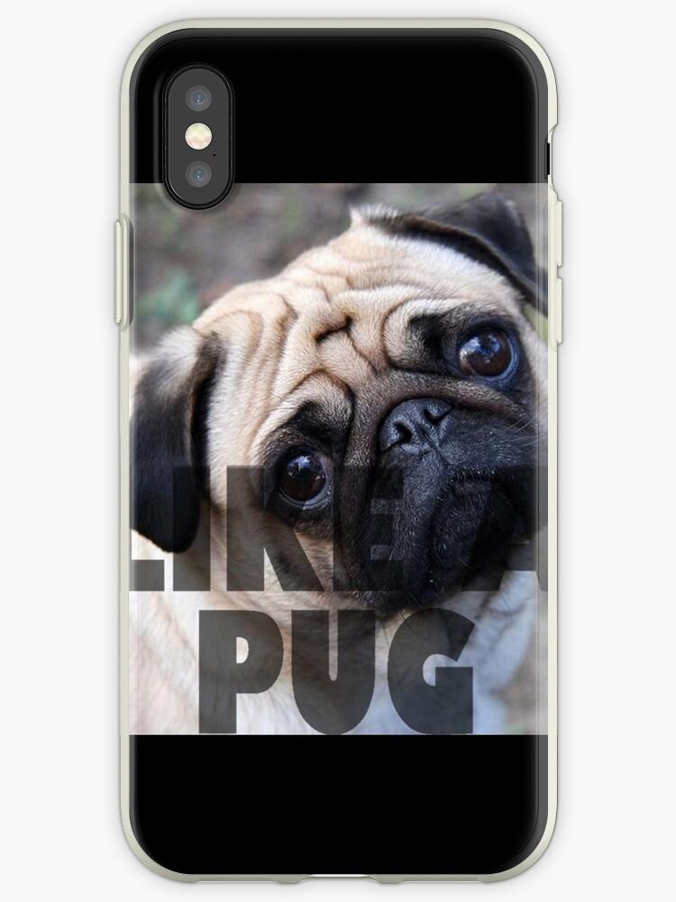 Like a Pug by Jayson Gaskell