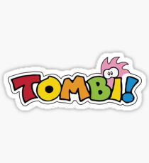 Tombi Tomba Sticker