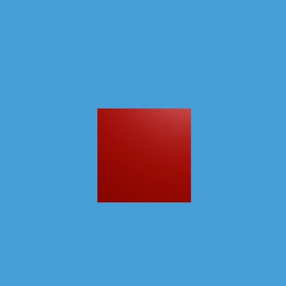 Red is Blue! by mitchelltaylor