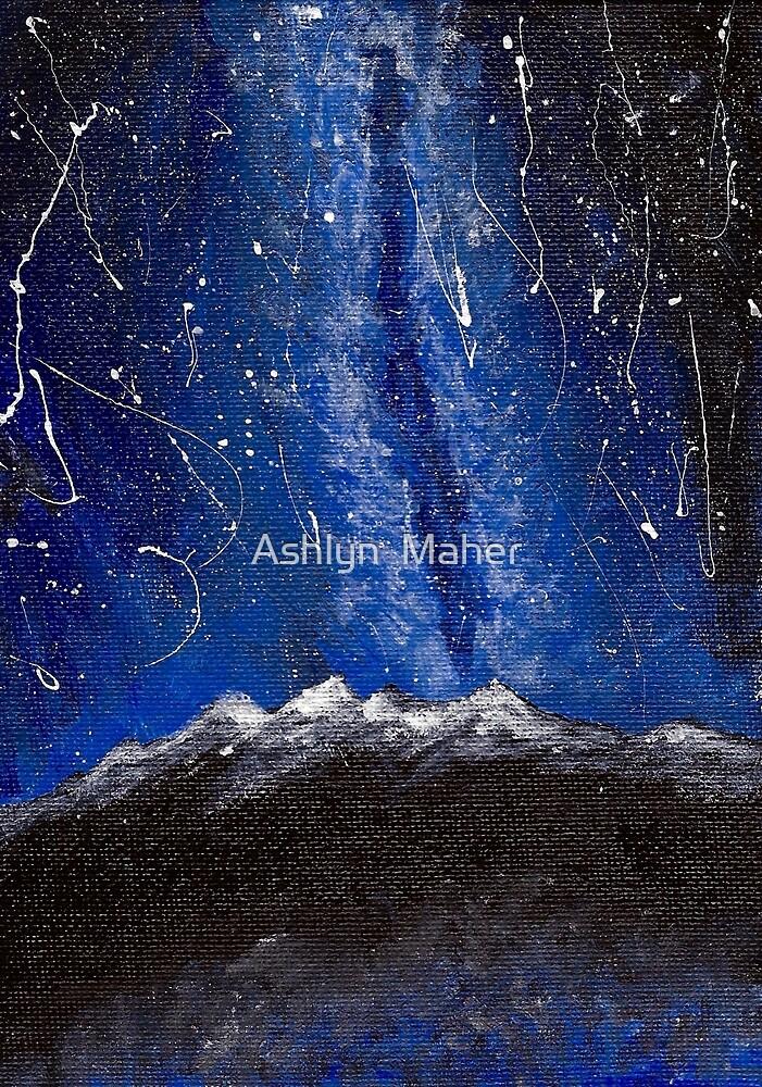 Too Fond of the Stars by AshlynJaneway