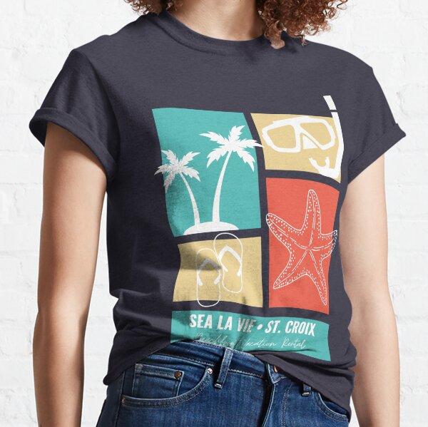 Sea La Vie Beachfront Classic T-Shirt