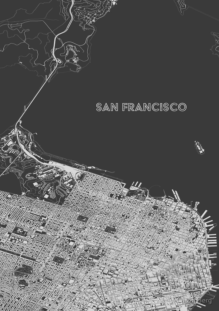 San Francisco alternate angle by caseyberg