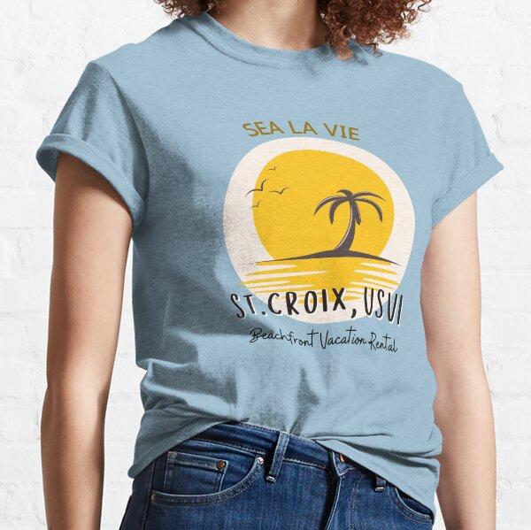 Sea La Vie Sunset Classic T-Shirt