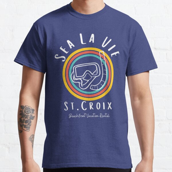 Sea La Vie Snorkeling Classic T-Shirt