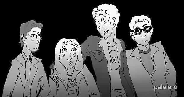 Freaks and Geeks  by paleiero