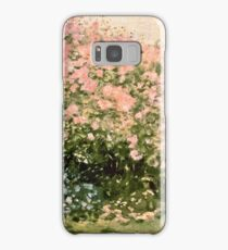 Claude Monet - Lilac In The Sun 1873  Samsung Galaxy Case/Skin