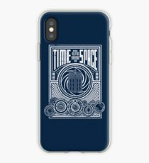 Time and Space iPhone Case