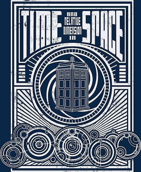 Time and Space by buzatron